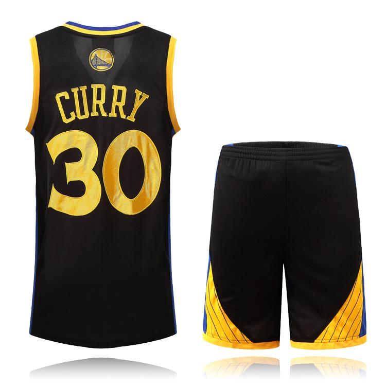 ab5d697731e Men s  30 Stephen Curry Comfortable NBA Basketball Jersey Suits - intl .