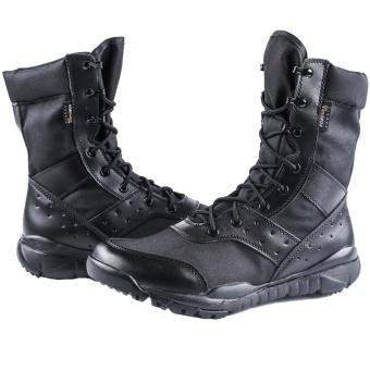 Men's LD Desert Boots,Lightweight Lace up Combat Boots Military Tactical Outdoor Men Boots - intl - 3