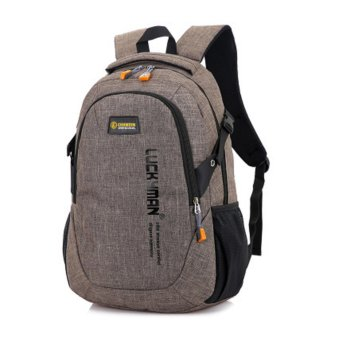 Men's backpack (grey)
