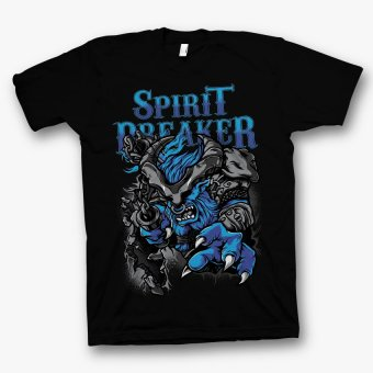 Men's DOTA 2 Spirit Breaker T-Shirt (Black)