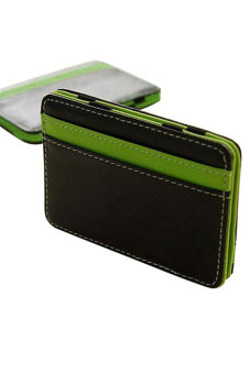 Men's Money Clip Magic Wallet (Green) - picture 2