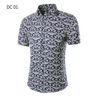 Men's short-sleeved shirt printing - 5
