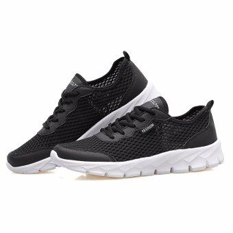 Men/women Mesh Shoes Running Shoes Color black EU 35-48 - 2