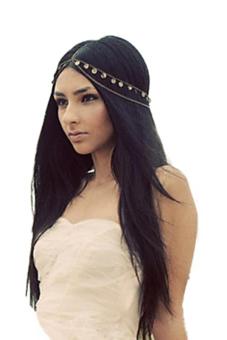 Metal Head Headband (Black) - picture 2