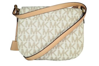 Michael Kors Messenger Bag with Flap (Vanilla) - picture 2