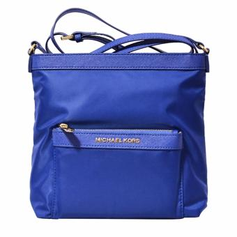 Michael Kors Morgan Medium Messenger Bag ROYAL BLUE