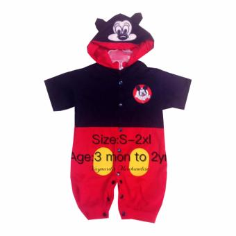 Mickey Mouse Overall (2mos - 2years old)