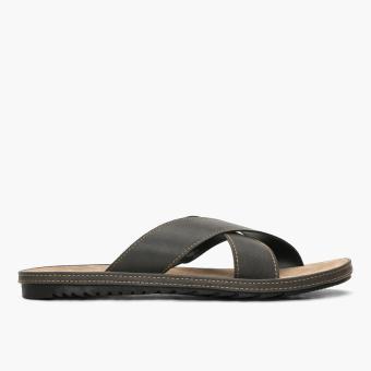 Milanos Mens Alistair Sandals (Grey)