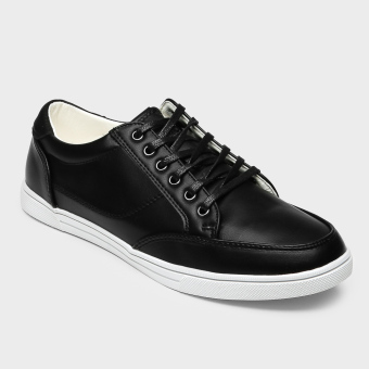 Milanos Mens Arnesson Lace-up Sneakers (Black)