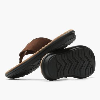 Milanos Mens Elon Sandals (Brown) - 3