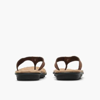 Milanos Mens Elon Sandals (Brown) - 4