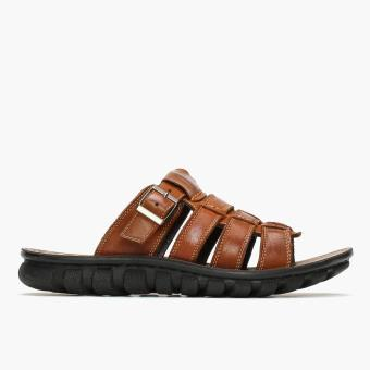 Milanos Mens Evan Sandals (Brown) Price Philippines