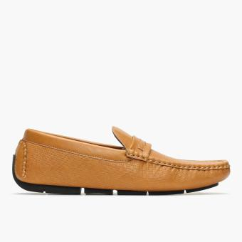 Milanos Mens Marley Loafers (Tan) Price Philippines
