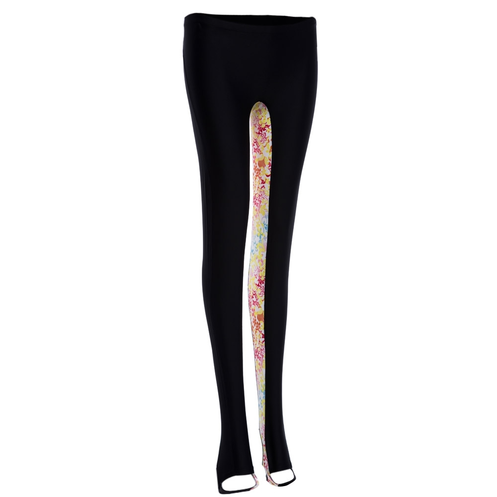 MiniCar SBART Female Surfing Leggings Swimming Diving Pants for SunProtection size:m .