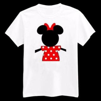 Minnie Mouse T-Shirt (White) Price Philippines