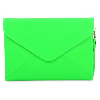 Mumi Envo Clutch (Neon Green)