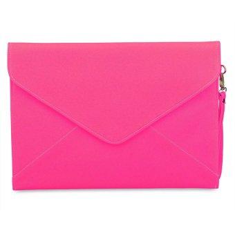Mumi Envo Clutch (Neon Pink)