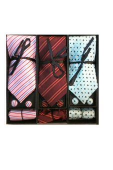 Necktie Gift Set Bundle of 3 product preview, discount at cheapest price