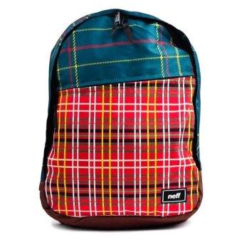 Neff Daily Backpack (Rad Plaid)