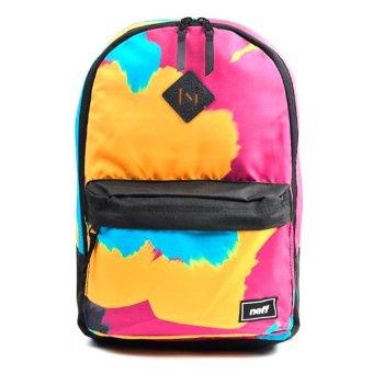 Neff Scholar Backpack (Splamo)