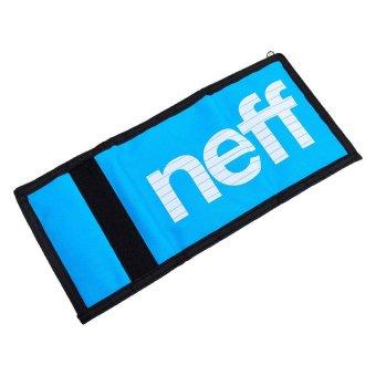 Neff Standard Wallet (Cyan)