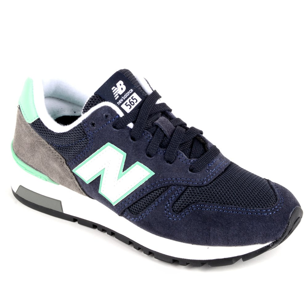 prix le plus bas d6084 825cb New Balance ML565 Tier 3 Men's Sneakers (Navy Blue)