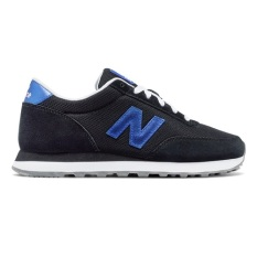 New Balance Q217 LFS TIER 3 501 Women\u0027s Sneakers (Black/Blue)
