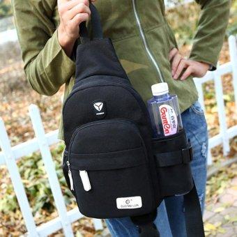 New Cross Body Rucksacks Men's Messenger Back Pack Women Bottle Bags - intl - 4