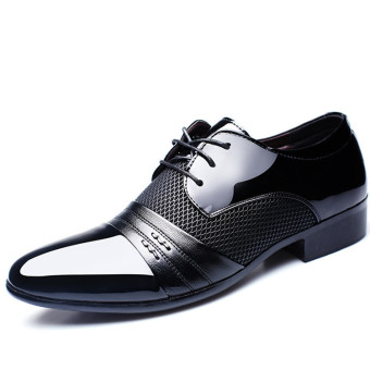 New Men's Dress Formal Oxfords Leather shoes Business Casual Shoes