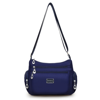 New style Shoulder Bags Sling Bag waterproof nylon bags (Dark blue color) Women Bags Bag for Women Cross Body Shoulder Bags Sling Bag