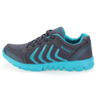 New Womens Running Trainers Walking Shoes Shock Absorbing Sports Fashion Shoes - 2