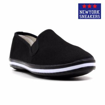 New York Sneakers Anneke M(BLACK)