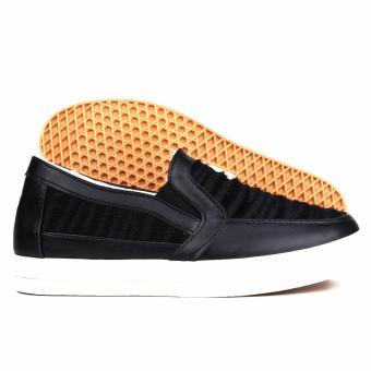 New York Sneakers B03(BLACK) - 3
