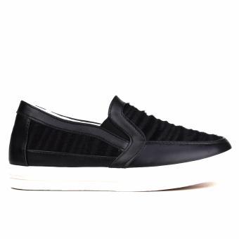 New York Sneakers B03(BLACK) - 2