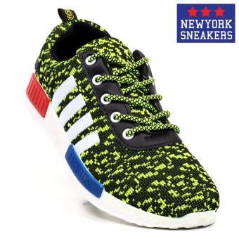 New York Sneakers Bronwen Rubber Shoes(GREEN)