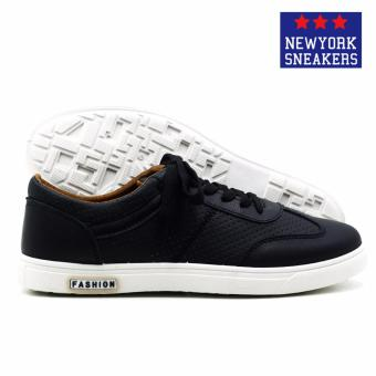 New York Sneakers Ethan Rubber Shoes(BLACK) - 3