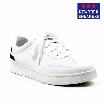 New York Sneakers Howard Low Cut Shoes(WHITE)