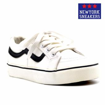 New York Sneakers Kessel Low Cut Shoes(WHITE)
