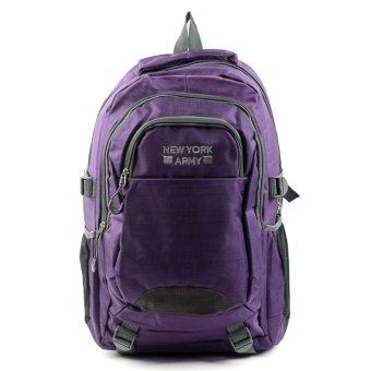Newyork Army N8830 Backpack (Purple)