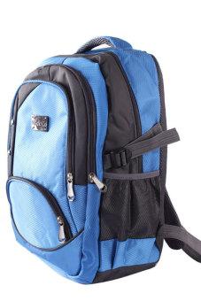 Nick Co 1189 Backpack (Blue) - 3