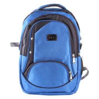 Nick Co 1189 Backpack (Blue) - 4