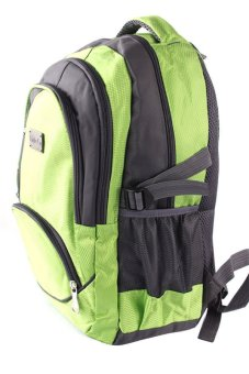 Nick Co 1189 Backpack (Green) - picture 2