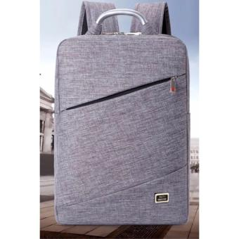 Nick Co 1663 Backpack (Grey) Price Philippines
