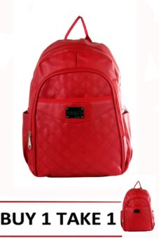 Nick Co A3001 Backpack (Red) BUY 1 TAKE 1