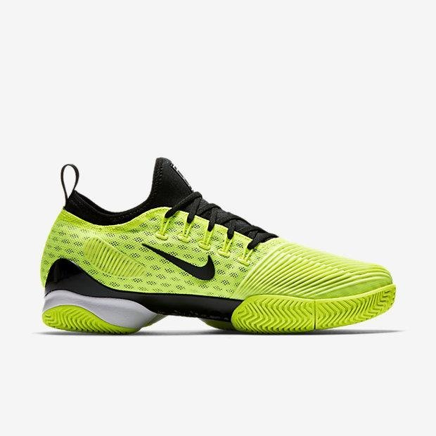 NIKE MEN COURT AIR ZOOM ULTRA REACT TENNIS SHOE VOLT 859719-700 US7-11 02' - intl - 2