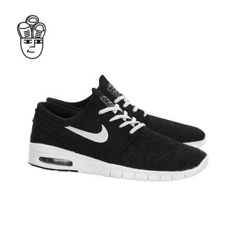 9400a088be Nike SB Stefan Janoski Max Skateboard Shoes Black / White 631303-010 -SH  Online Shopping in Philippines