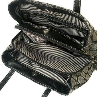 Nine West Jacquard Satchel bag - 4