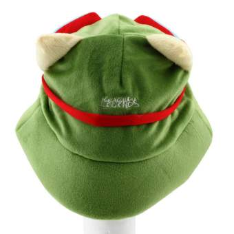 OH LOL league of legends Teemo One Size Cosplay Party Warm Hat Army Green New