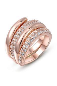 Olen Rose Gold Rings Sets for Rose Gold