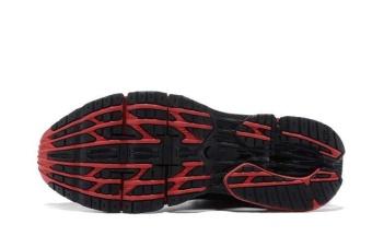 Original Mizuno Men's Wave Prophecy 5 Running Shoe Black/RedFashion Sports Breathable Casual Shoes - intl - 3